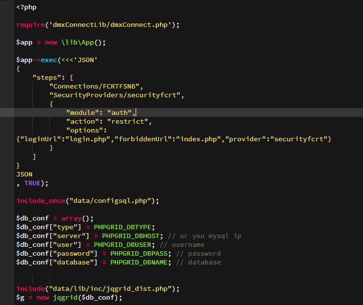 Security provider interrupts with Jquery plugin