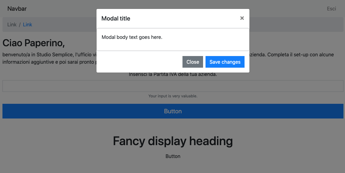 Modal Right Sidebar - Wappler General - Wappler Community